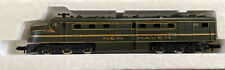N SCALE CONCOR DUMMY LOCOMOTIVE DL-109 NEW Haven Old Stock Passenger Engine Loco