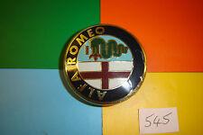 ALFA ROMEO SPIDER,GT,GTV,COUPE,145,146,147,156,159,166,946,947,955,BADGE EMBLEM.