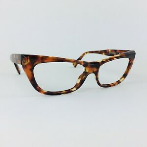 ALAIN MIKLI eyeglasses TORTOISE CATS EYE glasses frame MOD: A03002 2955