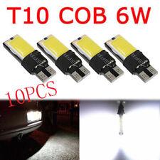10PCS T10 COB 6W W5W 194 168 LED Canbus Error Free Side Wedge Light Lamp Bulb W