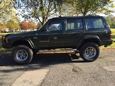 jeep cherokee xj.4.0 petrol. Reserve reduced....BARGAIN!!!