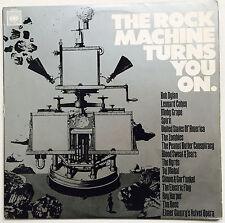 BOB DYLAN/LEONARD COHEN/TAJ MAHAL The Rock Machine Turns You On 1968 UK. CBS VG+