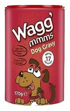 Wagg Dog Gravy 170 G (pack of 6) Petcare Food Treatments