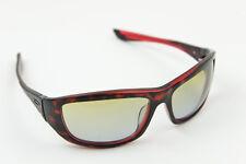 Oakley DISOBEY Red Tortoise/Light Grey Women's Sunglasses