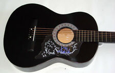 Eddie Ojeda Autographed Signed Guitar UACC RD   AFTAL