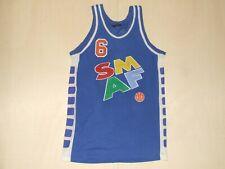 Maillot Maillot Débardeur Basket-Ball Smaf Catanzaro N°6 Taille 5