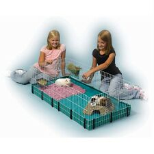 Small Pet Cage Hamster Rabbit Rat Chinchilla Large House Indoor Animal Play Home