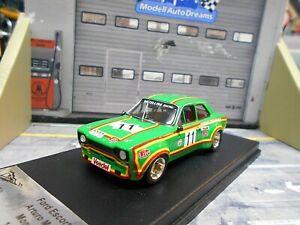 FORD Escort MKI RS 1600 Racing #11 Merzario Monza 1975 Veedol Scala43 Trof 1:43