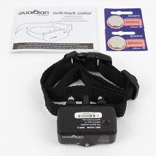 Guardian Anti Bark Collar Dog Training GBC-103OM *** MISSING CAP ***