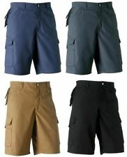 Polyester Cargo, Combat Russell Athletic Shorts for Men