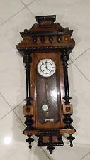 Orologio a Pendolo a muro Antico anno 1900/1920