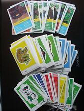 """Edeka-/Marktkauf-Sammelkarten/Sticker """"Entdecke Brasilien"""" - 10 Stück aussuchen"""
