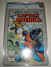 Marvel Comics Captain America # 282 CGC 9.6 1st app Jack Monroe as Nomad