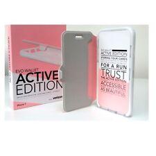 Tech21 Apple iPhone 8/8 Plus 7/7 Plus Evo Wallet Active Edition Case Cover Pink
