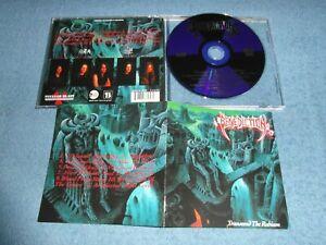 Benediction – Transcend The Rubicon CD Death Metal