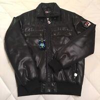 FILA Vintage Puffer Jacket Coat