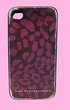"MARC JACOBS ""JUNGLE SILK"" Rubber iPhone 4 Cover Case Msrp $32.00"