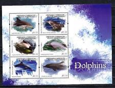 Grenadines 2012 dauphins feuillet n° 4007 à 4012 neuf ** 1er choix