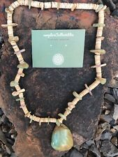 (Museum Quality) Vintage Collection Authentic Native American Turquoise Necklace
