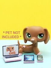 LPS Laptop Phone Tablet Custom ACCESSORIES for LITTLEST PET SHOP  * 3 PCS LOT*