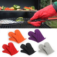 1 Stk Topfhandschuhe Ofenhandschuhe Topflappen Handschuhe Grill Hitzebeständig
