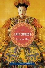 The Last Empress, Min, Anchee, Good Condition, Book