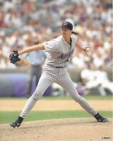 8x10 photo baseball, Randy Johnson, Arizona Diamondbacks image from early 2000's
