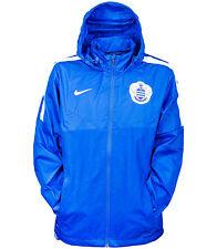 large  Queens Park Rangers FC  QPR Football Track  Soccer Rain Jacket