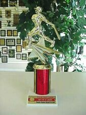 """Baseball Softball Trophy High Quality Youth Award Free Lettering 9 1/2"""" Tall *"""