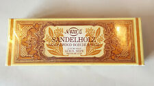 vintage SEIFE 4711 Sandelholz 3 x 100gr soap
