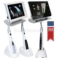 Dental Endodontic Endo Motor Cordless Reciprocating 16:1 Hamdpiece Apex Locator
