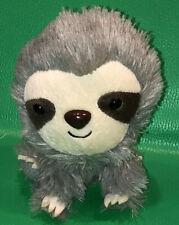 Baby Sloth Plush Gray Megatoys