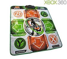 XBox 360 Dance Dance Revolution DDR Original Konami Dance Pad Mat