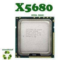 Intel Xeon X5680 CPU SLBV5 3.33GHz LGA1366 12MB L3 Cache Six Core Server USED