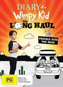 The Diary Of A Wimpy Kid Long Haul DVD NEW Region 4