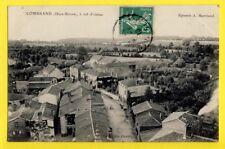 cpa Rare 79 - COMBRAND en 1910 (Deux Sèvres) à Vol d'Oiseau EPICERIE A. MARCHAND