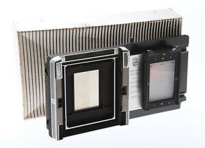 Linhof 4x5 9x12 Rapid Change Adapter Slide