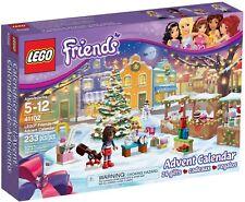 2015 LEGO FRIENDS ADVENT CALENDAR SET #41102 FRIENDS NEW XMAS RETIRED WOW!