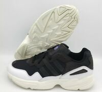 NEW Adidas Originals Yung 96 Men's Black White Running Shoes Sneakers Size 9.5