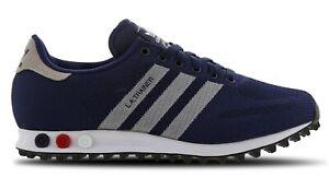 adidas La Trainer Weave Dark Blue Mens Trainers Sneakers M21357 Originals Shoes