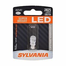 Sylvania Zevo 2825 T10 W5W White Led Bulb, (Contains 1 Bulb)