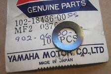 Yamaha MG1T MG1 1965 genuina nos Palanca De Cambios Soporte Onda Lavadora - # 102-18436-00
