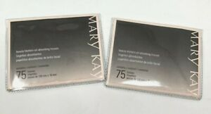 Mary Kay Beauty Blotters Oil-Absorbing Tissues - LOT OF
