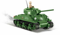 M4 Sherman ('World of Tanks' Edition) COBI 3007 500 brick medium tank Gift Idea
