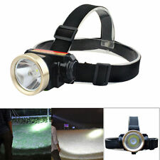 800LM Rechargeable LED Headlamp Head Lamp Outdoor Headlight w/ Built in Battery