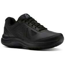 Reebok Walk Ultra 6 DMX Men's Sneakers Shoes Black / Alloy New US Size 10.5