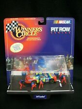 Winners Circle Pit Row Series Jeff Gordon Nascar.