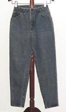 VTG Levi's 921 sz 10 Stonewash Tapered Hi Waist Denim Jeans USA Bronze Tab