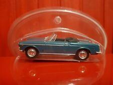 [RARE] FIAT 1500 Cabriolet 1959 (Bleu) 1/43 NOREV