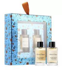 ATELIER COLOGNE Perfume Ornament Orange Sanguine and Vanille Insensée 2 x .24 oz